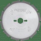 Rotec diamant cirkelzaagblad voor vezelcementplaten 250x30x16 2,2/1,6