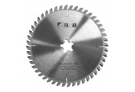 Fastar HM cirkelzaagblad 190x20x48 2,8/2.0 (Fast Fix) wisseltand