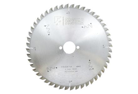 Fastar HM cirkelzaagblad 210x30x48 2.8/1.8 wisseltand