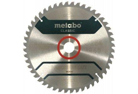Metabo KGS 254 zaagblad 254x30x48 tanden