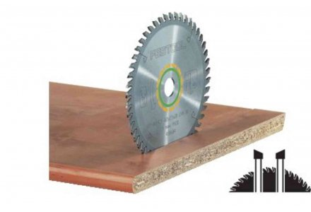 Festool fijngetand cirkelzaagblad 216x30x48 / 2,3