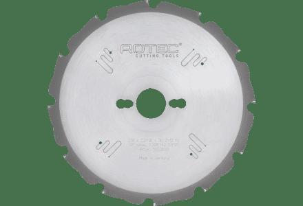 Rotec diamant cirkelzaagblad voor vezelcementplaten 160x20x8 2,2/1,6