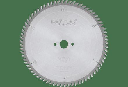 Rotec platenopdeelzaagblad 400x30x72 HM tanden (Scheer)