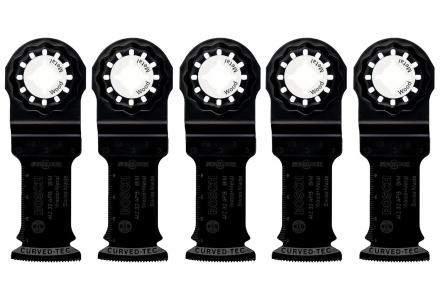 Qblades SL15 32x50mm multitool Bi-metalen zaagblad Hout en Metaal (Starlock)