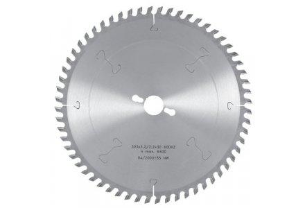 Fastar HM cirkelzaagblad 250x30x48 3,2/2,2 holtand - daktand