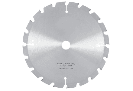 Fastar HM spijkervast cirkelzaagblad 350x30x24 3.6/2.5 trapeziumtanden