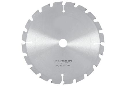 Fastar HM spijkervast cirkelzaagblad 400x30x28 3.6/2.5 trapeziumtanden