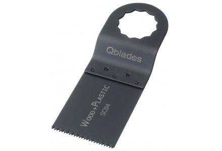 QBLADES-SC04 multitool zaagblad Hout
