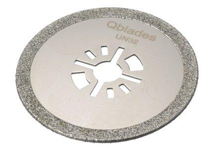 Qblades UN32 multitool diamantzaagblad Steen en Beton 63mm  (Universeel)