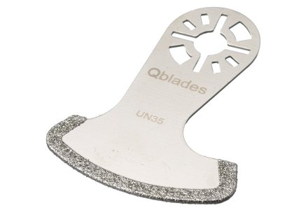 Qblades UN32 multitool diamant Sikkel Steen en Beton 58mm  (Universeel)