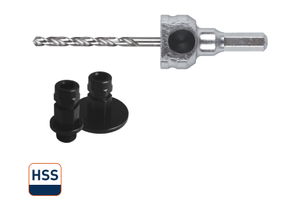 Rotec Quick-Change starter-kit (6-knt. 8,5) MP gatzagen