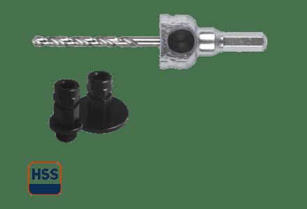 Rotec Quick-Change starter-kit (6-knt. 11) MP gatzagen
