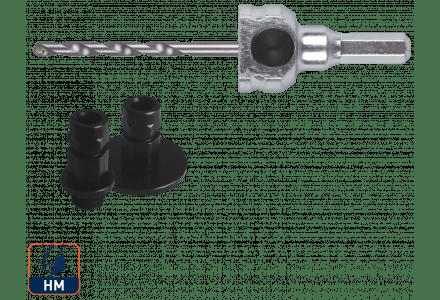 Rotec Quick-Change starter-kit HM (6-knt. 8,5) MP gatzagen