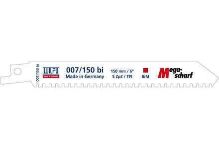 Wilpu 007-150 reciprozaagblad