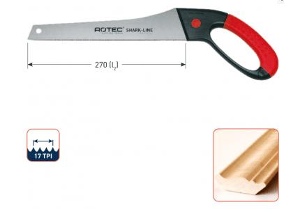 Rotec Shark-Line handzaag SL3