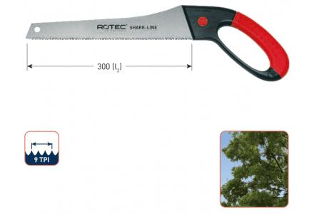 Rotec Shark-Line handzaag SL4