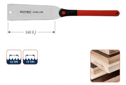 Rotec Shark-Line handzaag SL5