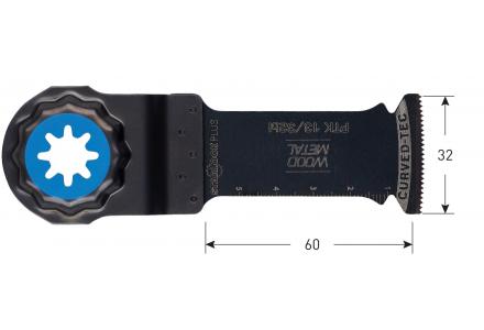 Starlock-Plus multitoolzaagblad PTK 13/32bi hout/metaal