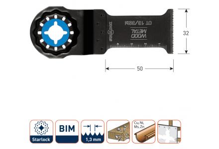 Starlock OT11-32HM multitool zaagblad