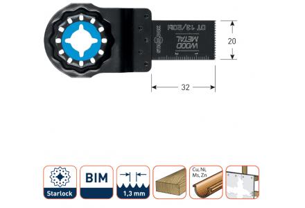 Starlock OT13-20bi multitool zaagblad