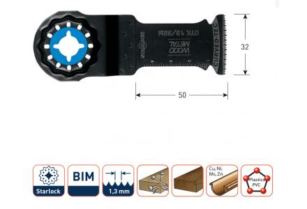 Starlock OTK13-32bi multitool zaagblad