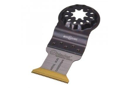 Qblades SL81 35x45mm multitool Carbide-pro zaagblad Hout en Metaal (Starlock)