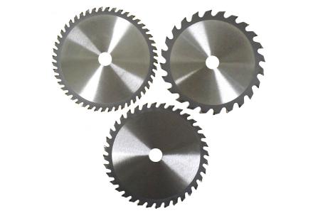 Cirkelzaagbladenset HM 160x20 - 3 delig
