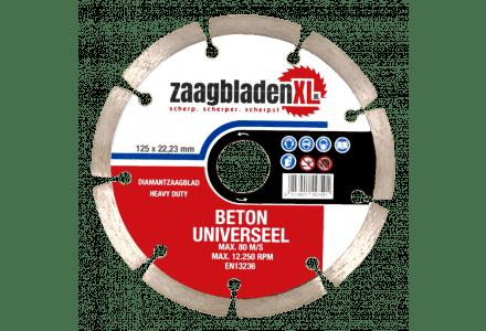 Zaagbladenxl diamantzaagblad universeel 125mm