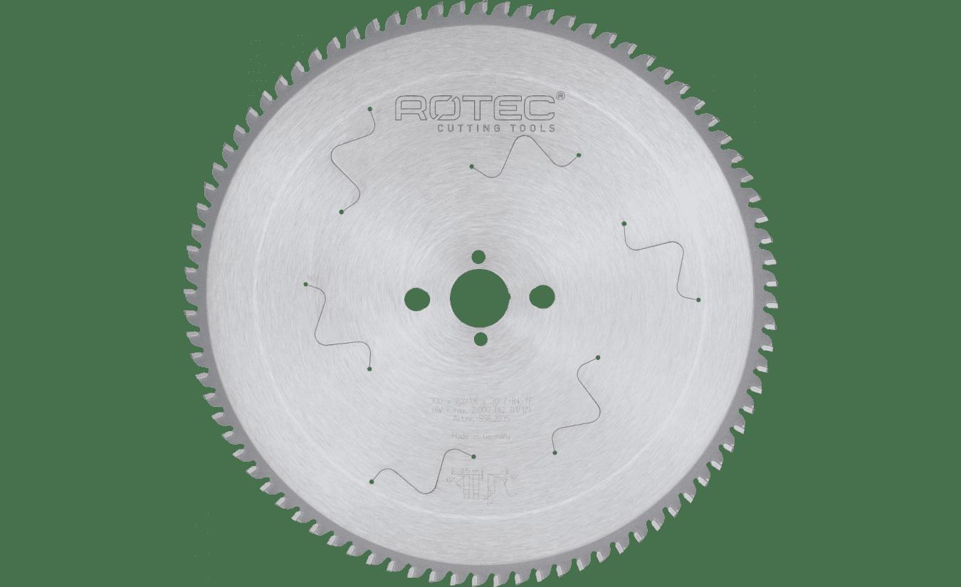 Rotec HM cirkelzaagblad voor sandwichpanelen 250x30x72 2.2/1.8